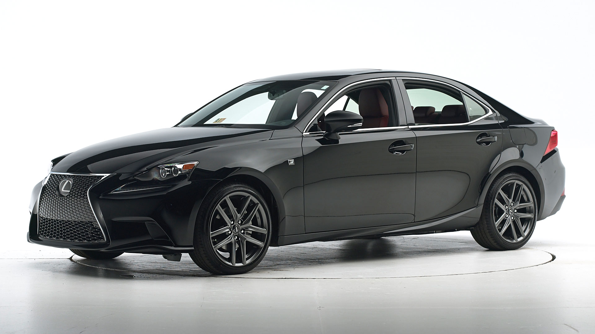 2015 Lexus IS 4-door sedan