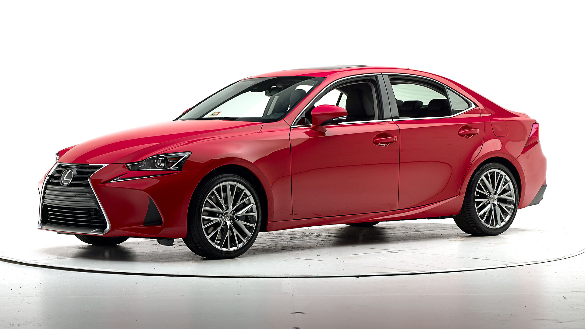 2018 Lexus IS 4-door sedan