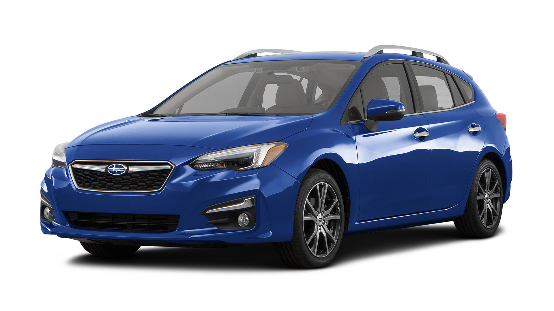 2018 Subaru Impreza 4-door wagon