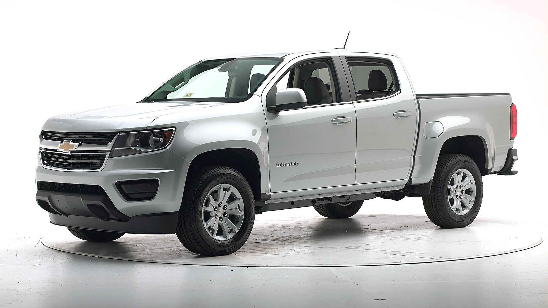 2018 Chevrolet Colorado Crew cab pickup