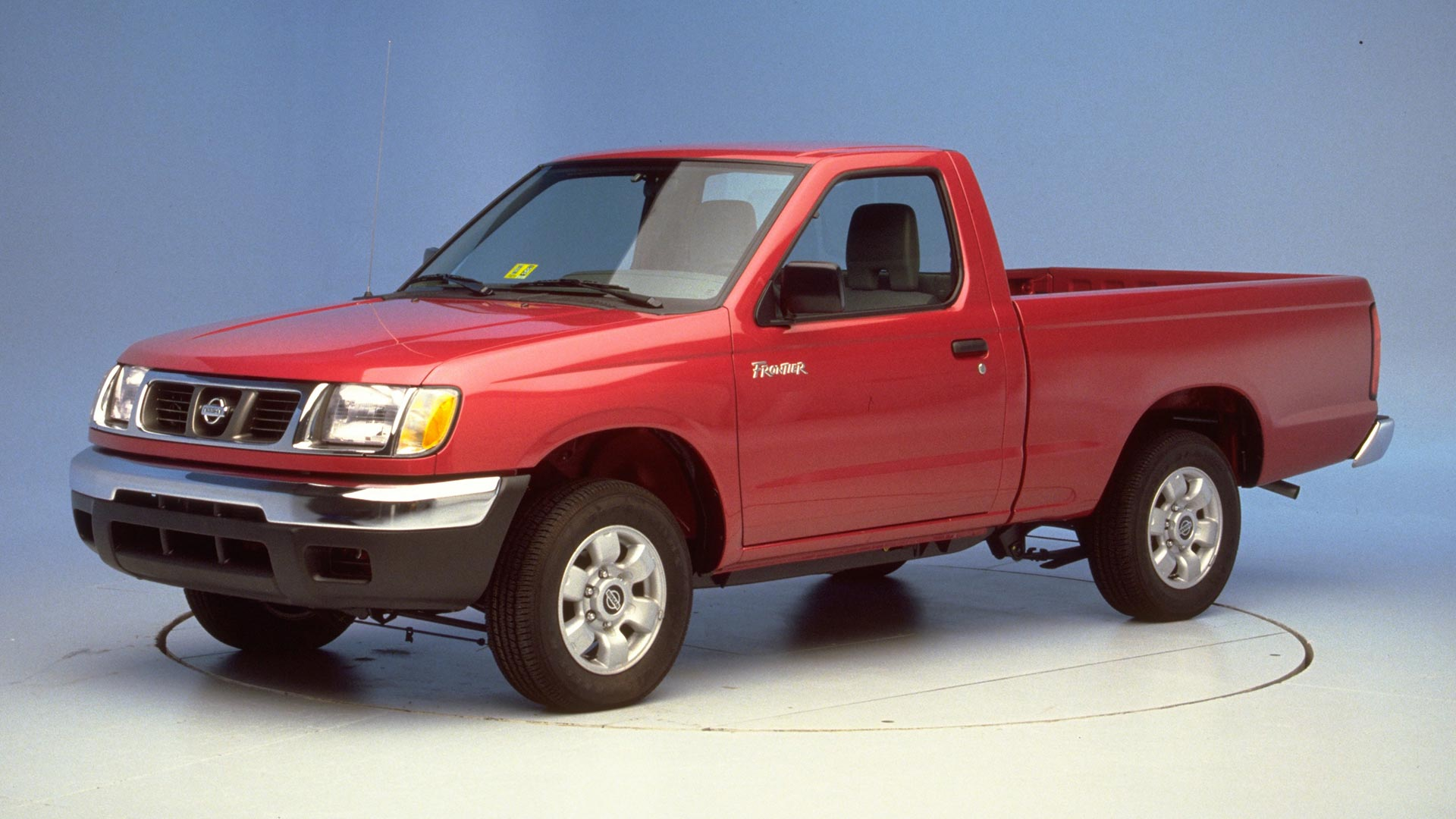 2003 Nissan Frontier Regular cab pickup