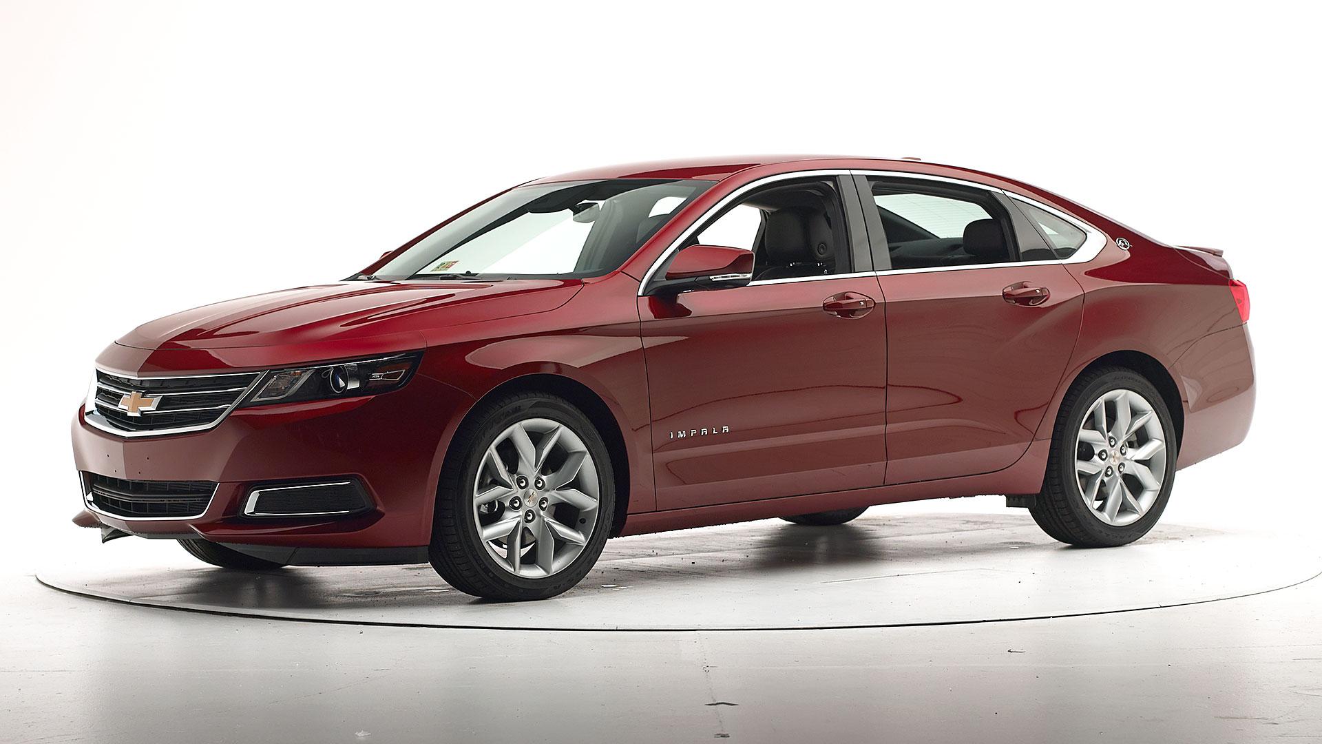 2017 Chevrolet Impala 4 Door Sedan