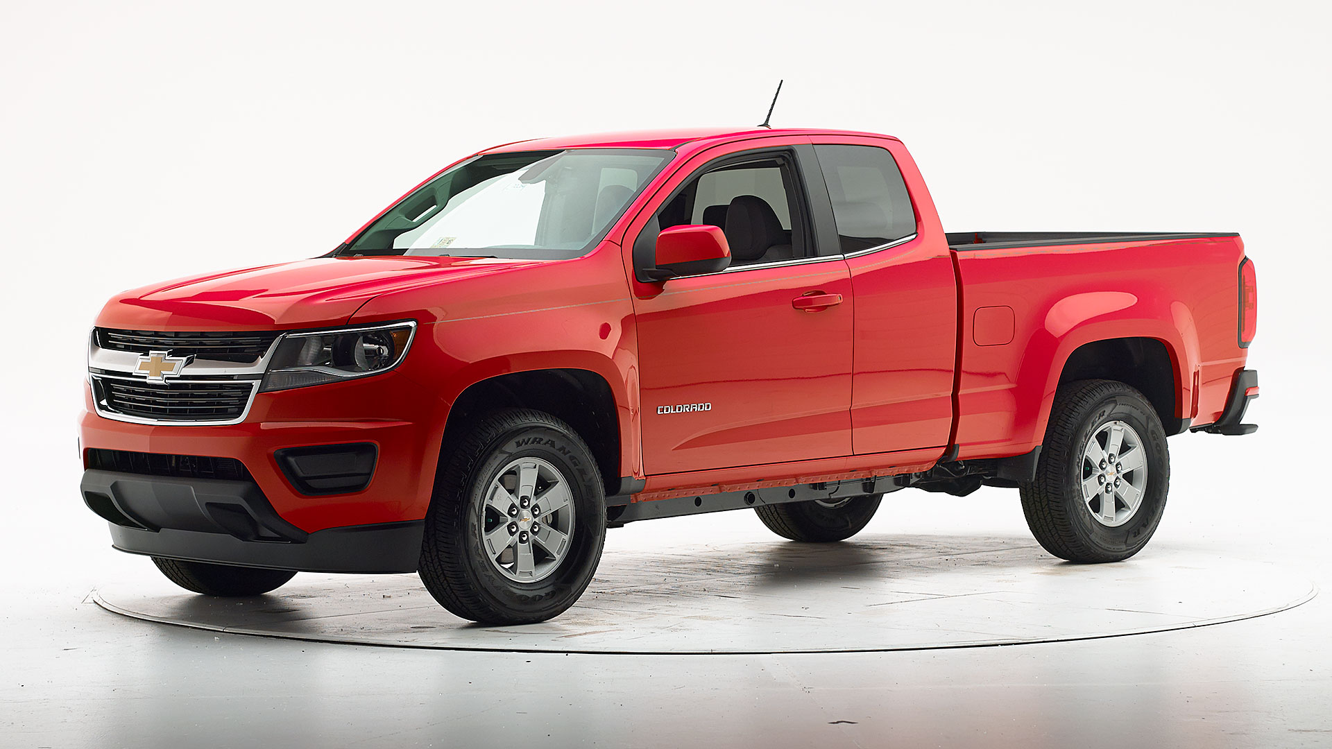 2020 Chevrolet Colorado Extended cab pickup