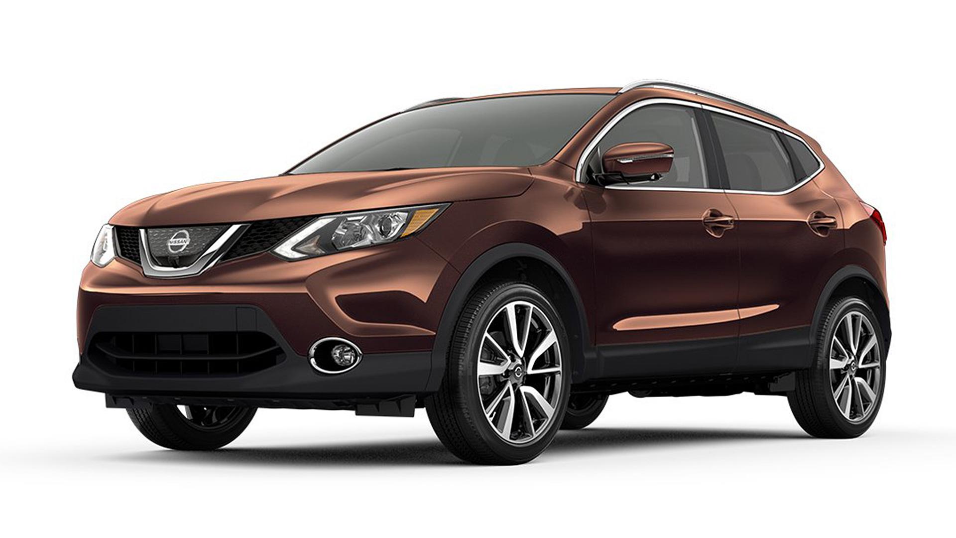 Nissan Rogue Suv >> 2019 Nissan Rogue Sport