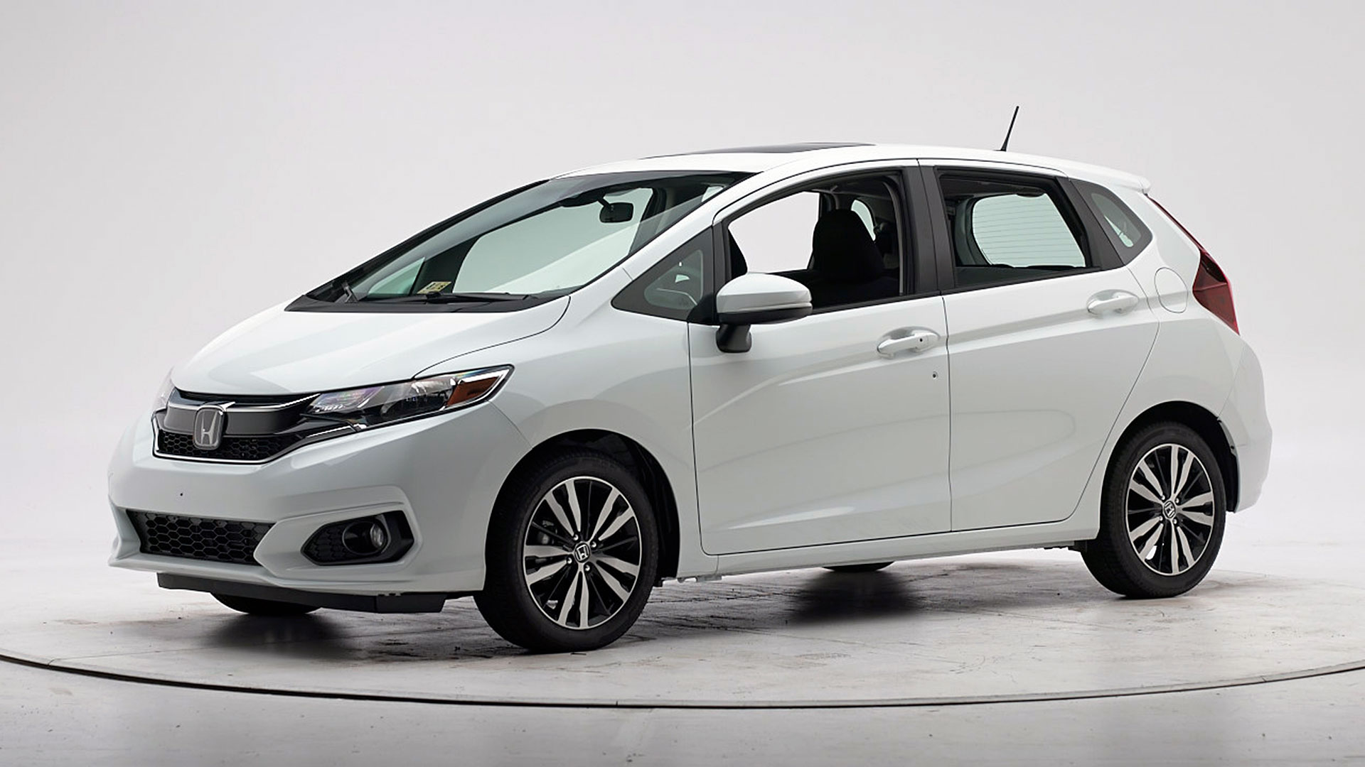 2019 Honda Fit 4-door wagon
