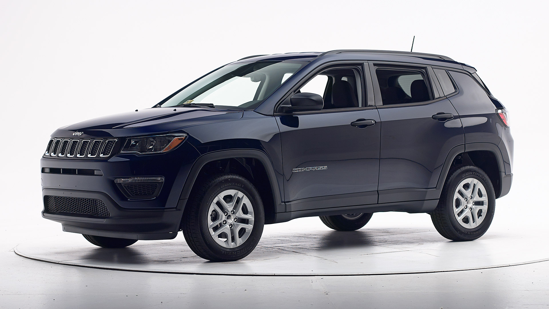 2018 Jeep Compass 4-door SUV