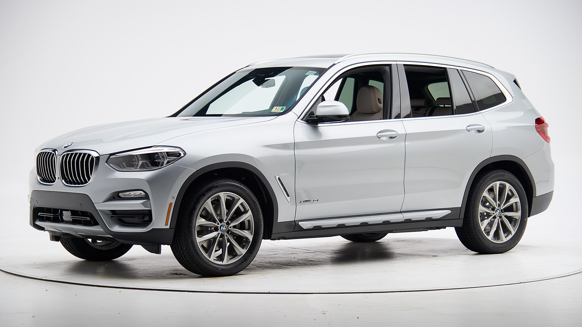 2021 BMW X3 4-door SUV