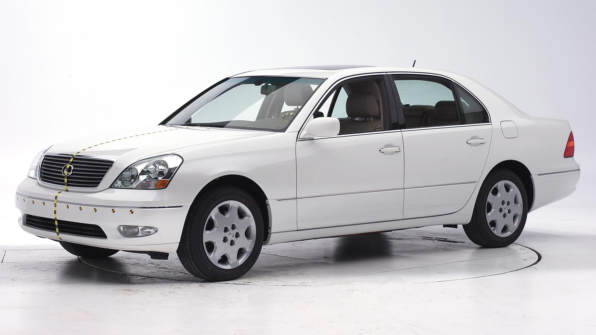 2004 Lexus LS 4-door sedan