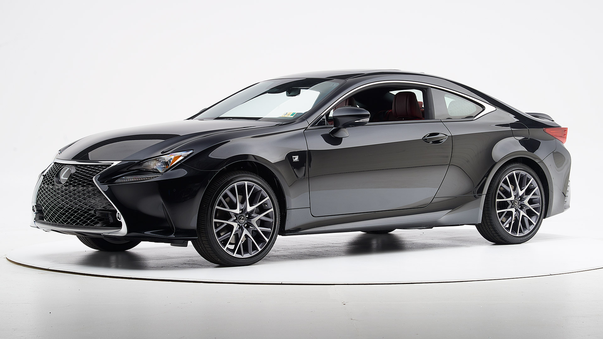 2018 Lexus RC 2-door coupe