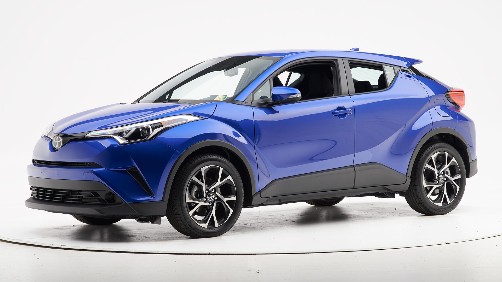 2020 Toyota C-HR 4-door SUV