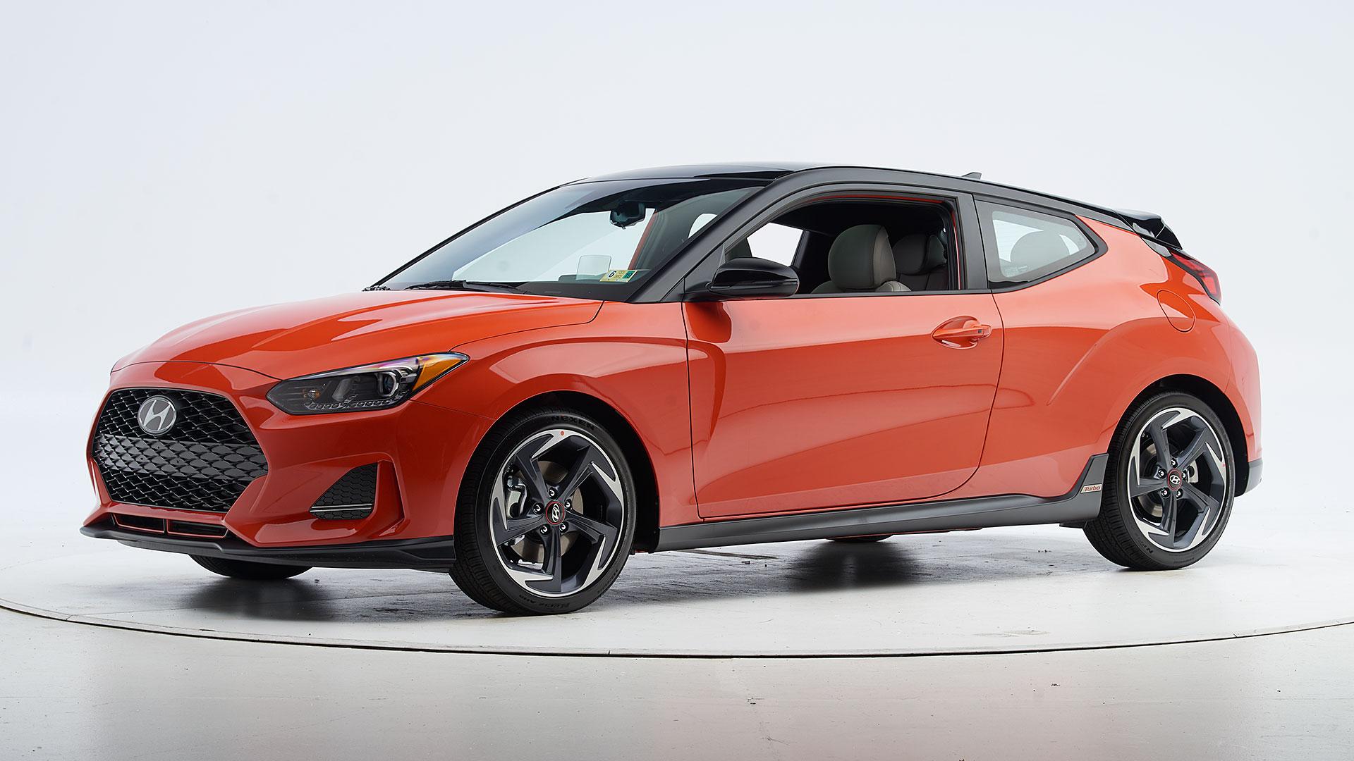 2021 Hyundai Veloster | Hyundai Two Door Car |  | IIHS