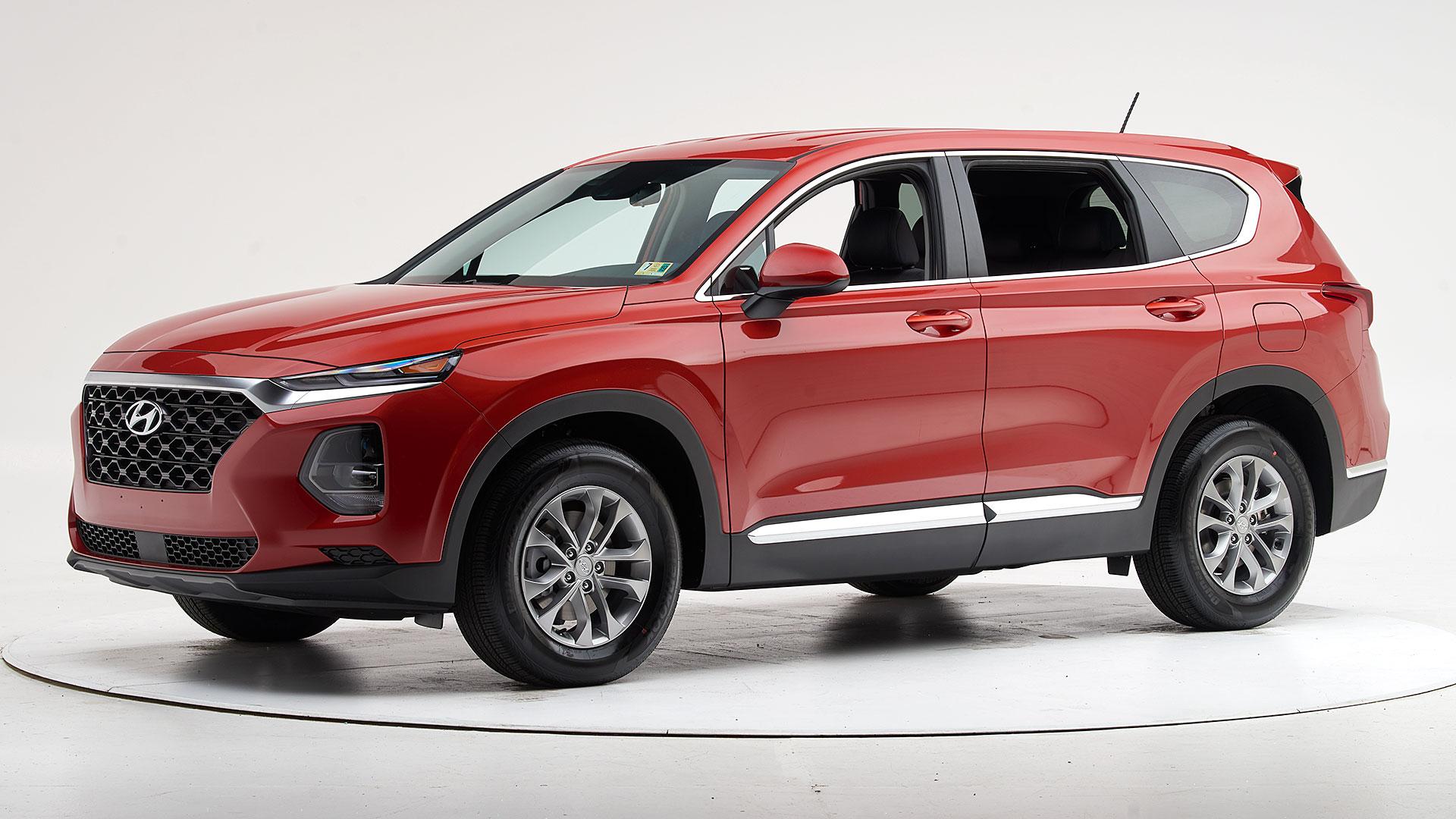 Santa Fe Suv >> 2020 Hyundai Santa Fe