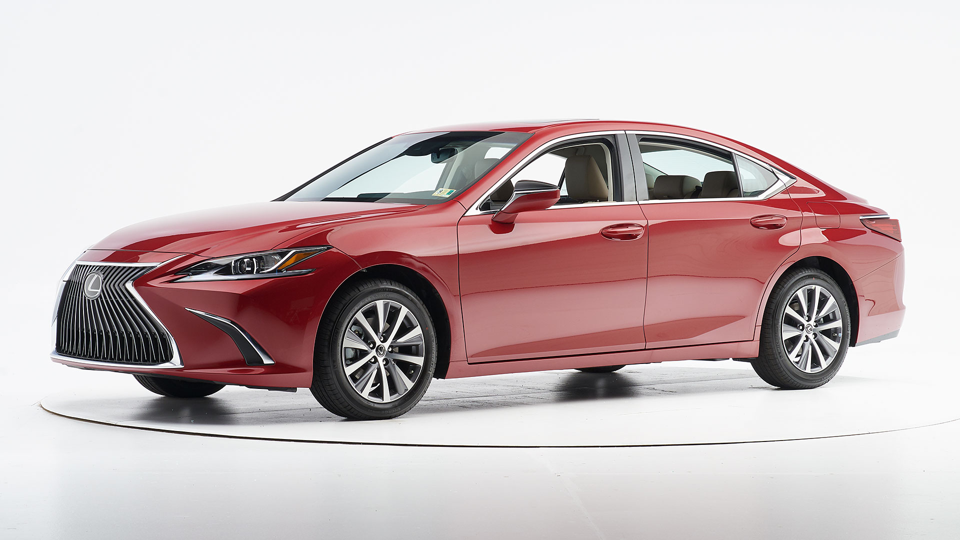2019 Lexus ES 350 4-door sedan