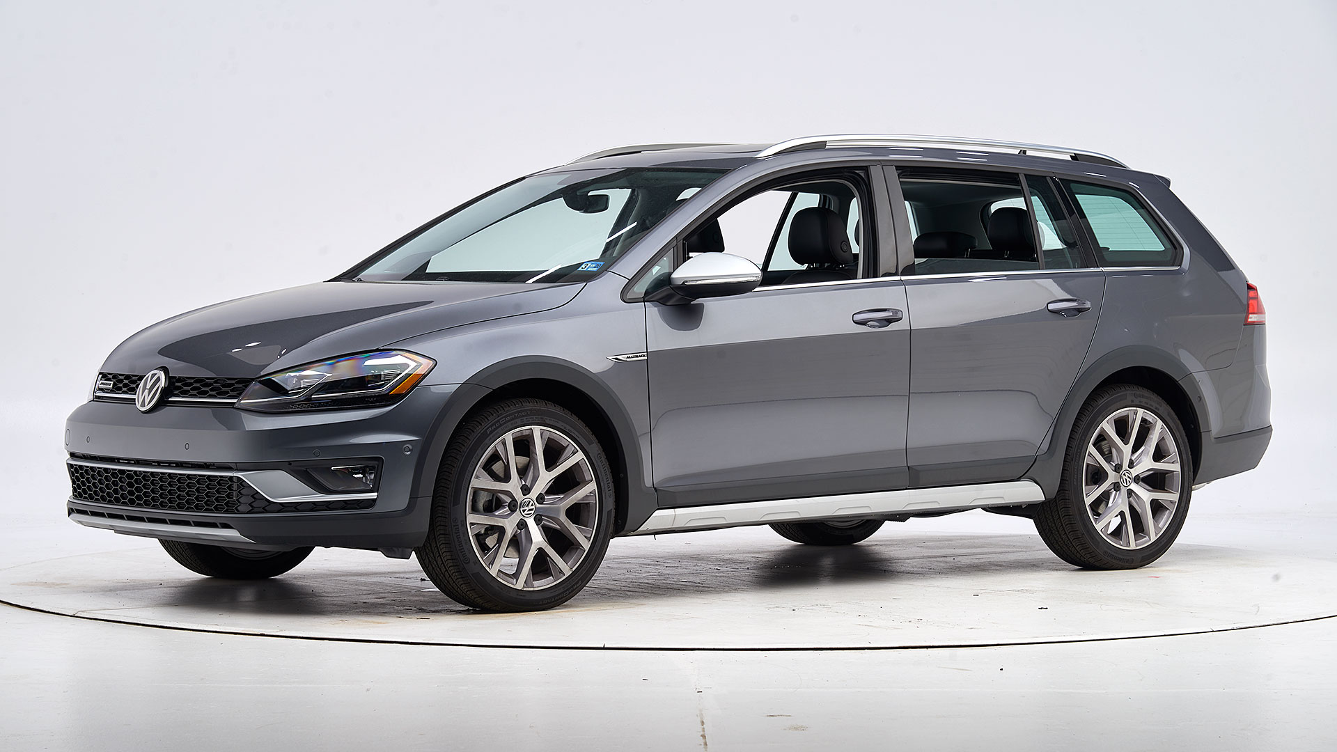2019 Volkswagen Golf Alltrack 4-door wagon