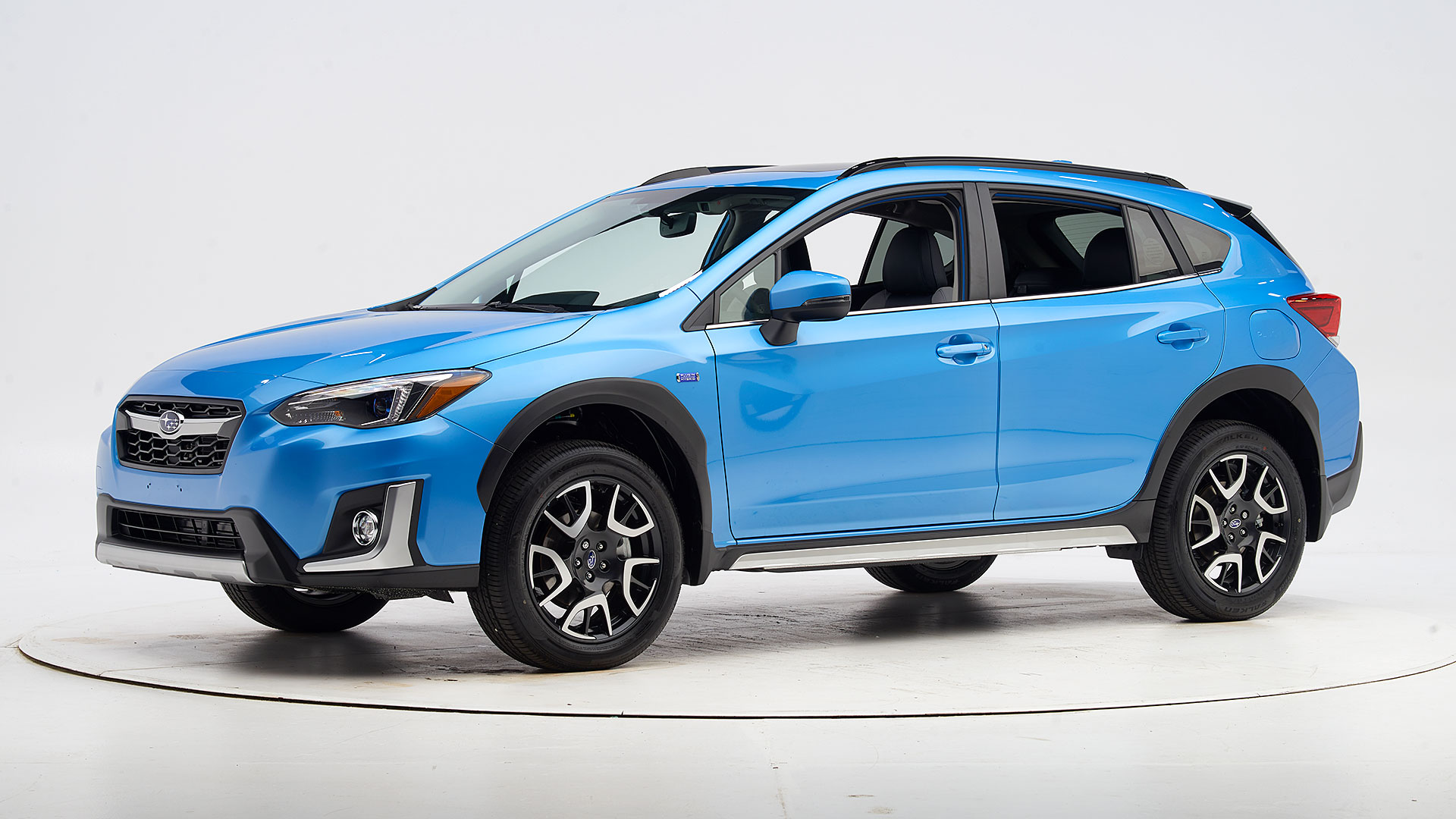 2021 Subaru Crosstrek Hybrid 4-door wagon
