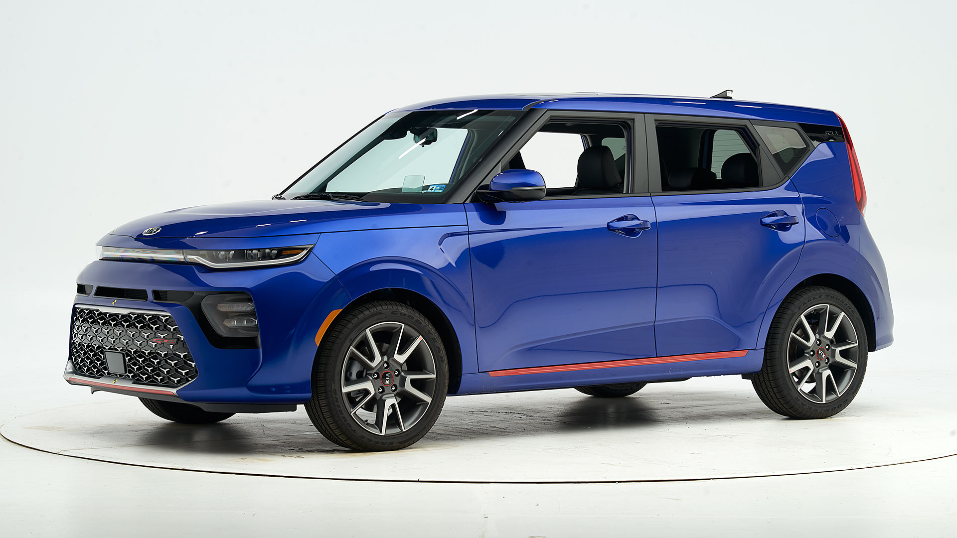 2020 Kia Soul 4-door wagon