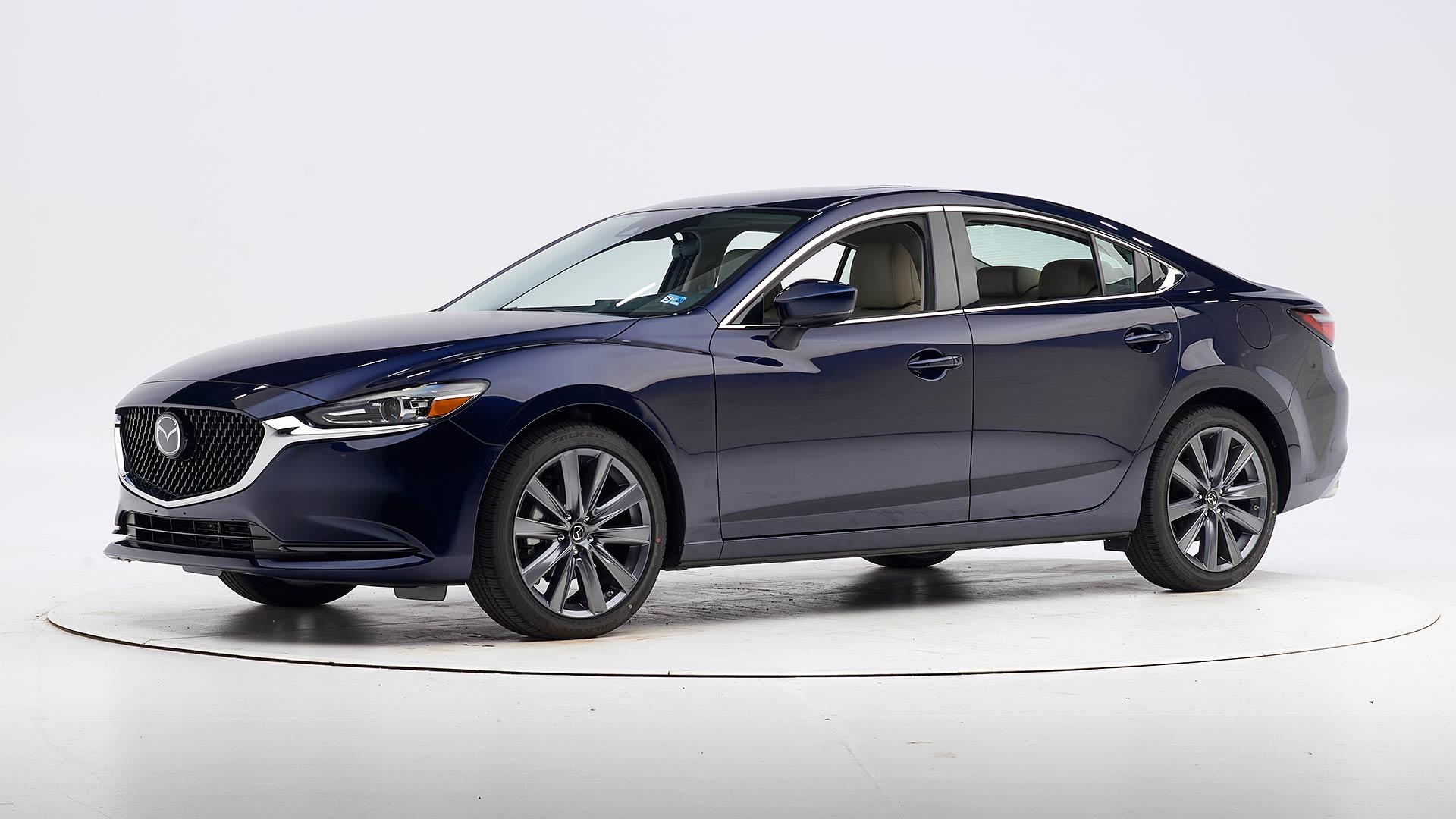 2020 Mazda 6