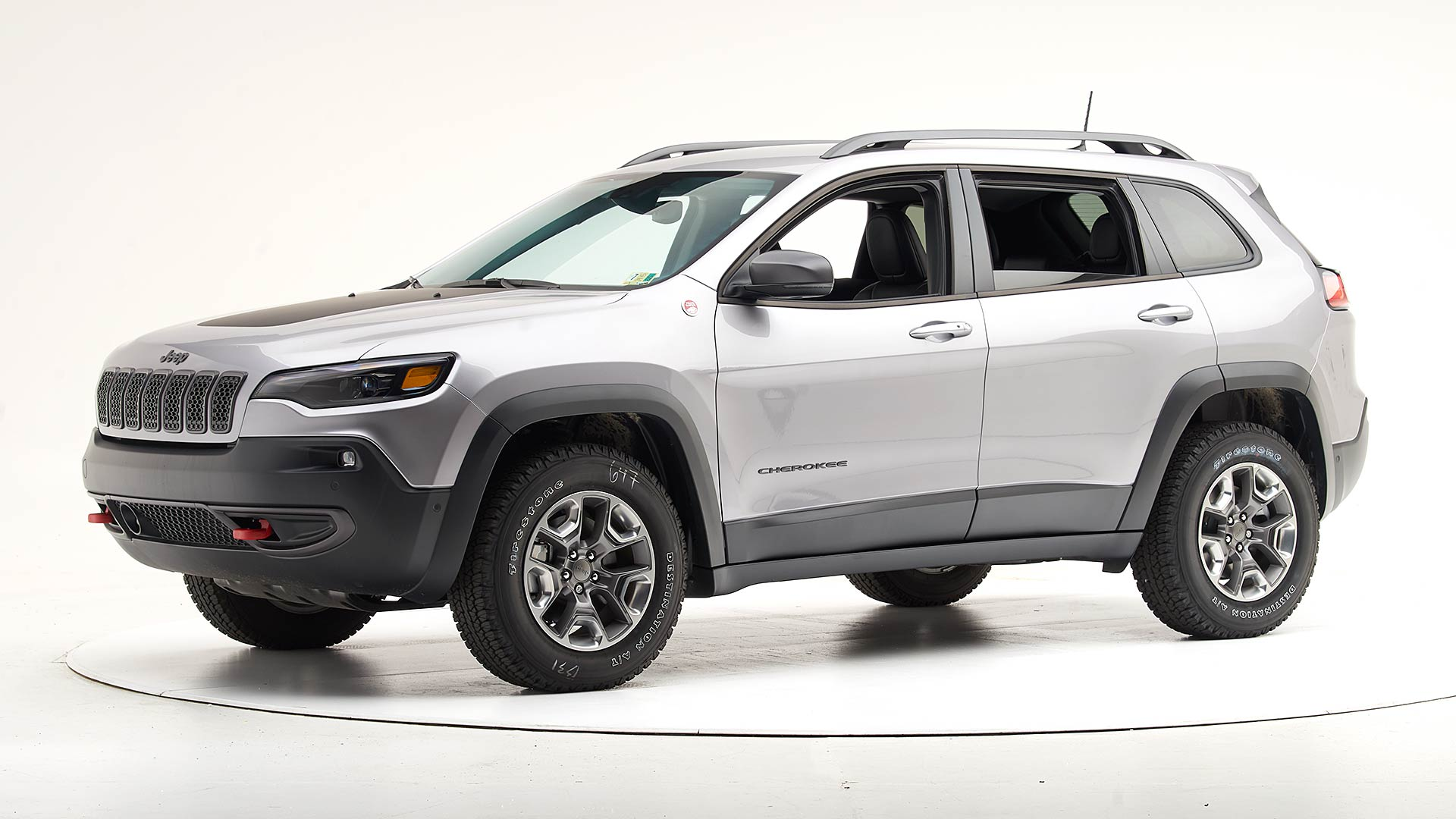 2020 Jeep Cherokee 4-door SUV