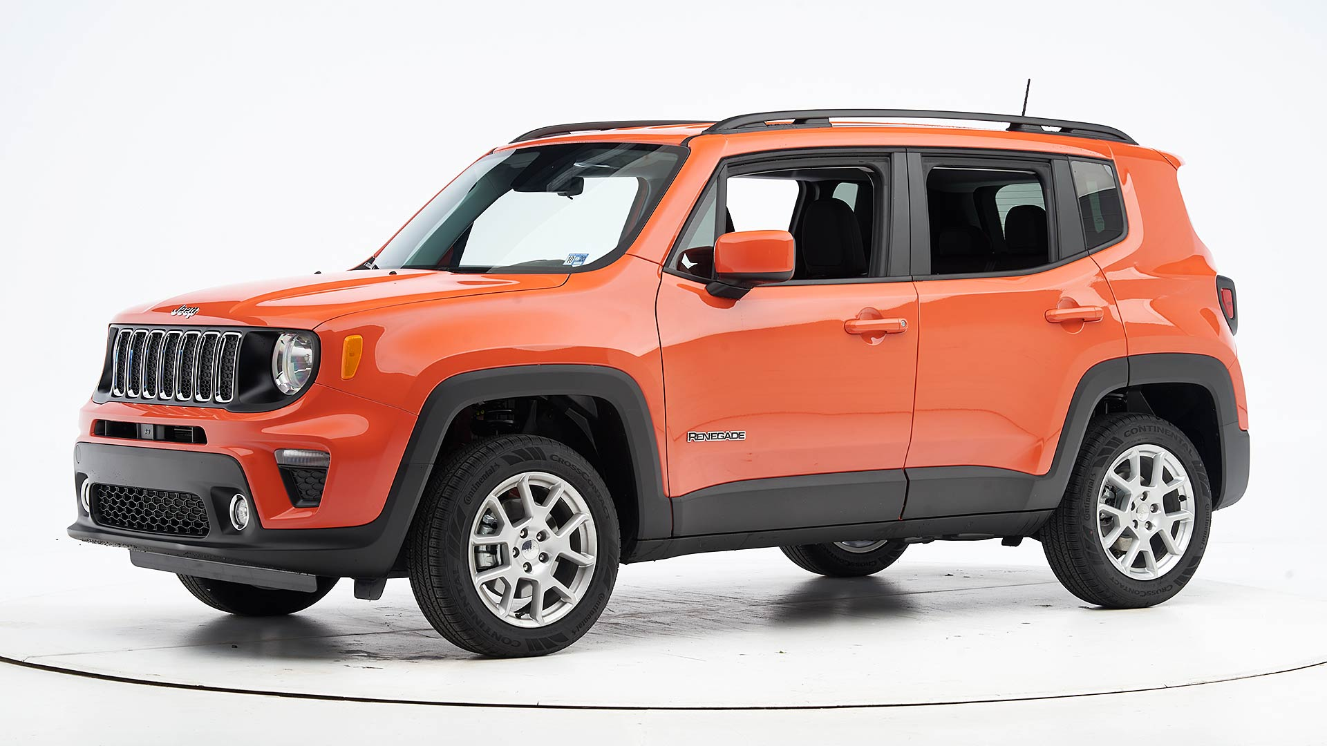 2020 Jeep Renegade 4-door SUV