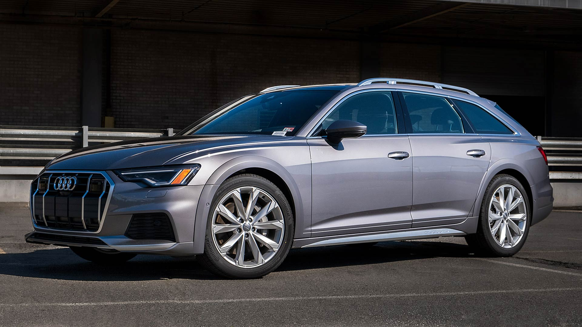 2021 Audi A6 allroad 4-door wagon