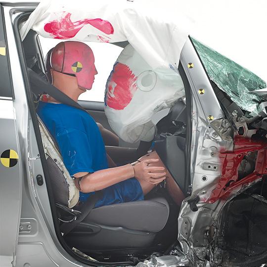 Toyota RAV4 passenger side