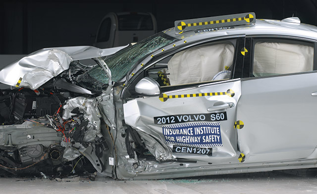 Iihs Raises The Bar With New Crash Test