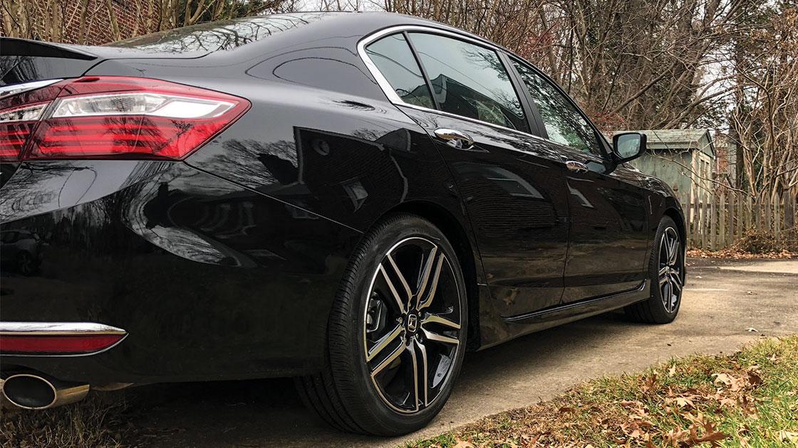 Honda Accord Sport >> Thieves target Honda's sporty wheels