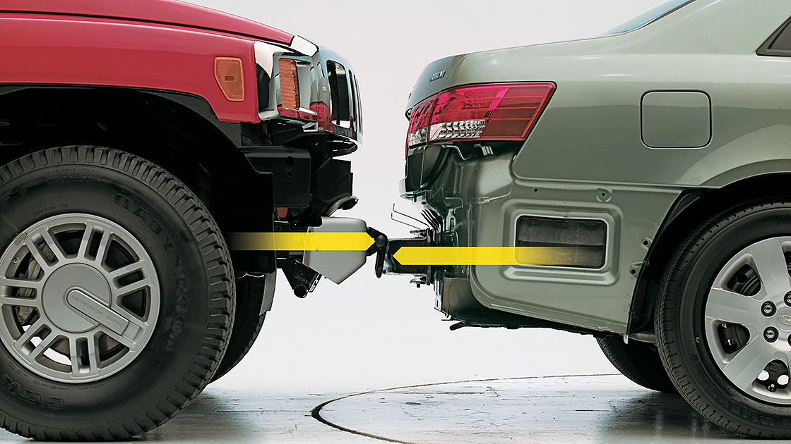 Federal Bumper Rules Should Apply To All Vehicles
