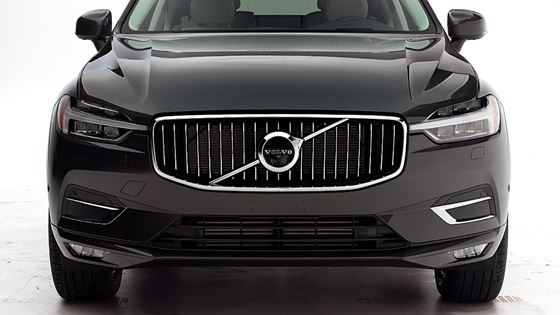 Redesigned Volvo Xc60 Earns 2017 Top Safety Pick Award