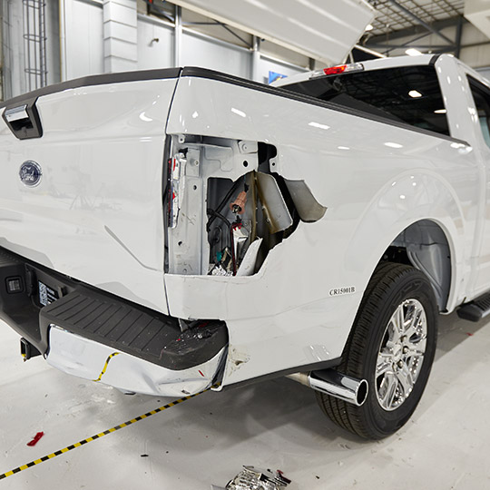 2017 Ford F 150 Aluminum Body
