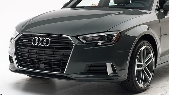 Audi A3 Earns Top Safety Pick Award