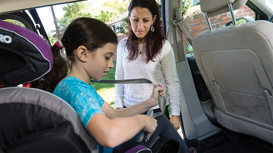 Iihs Safety Ratings >> Many kids move on from boosters too soon