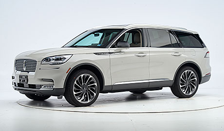 The 2020 Lincoln Aviator
