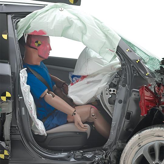 Tucson passenger side