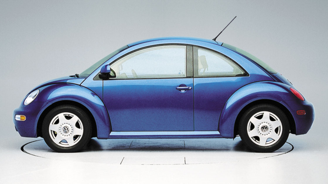 Safety of new Beetle is far from retro