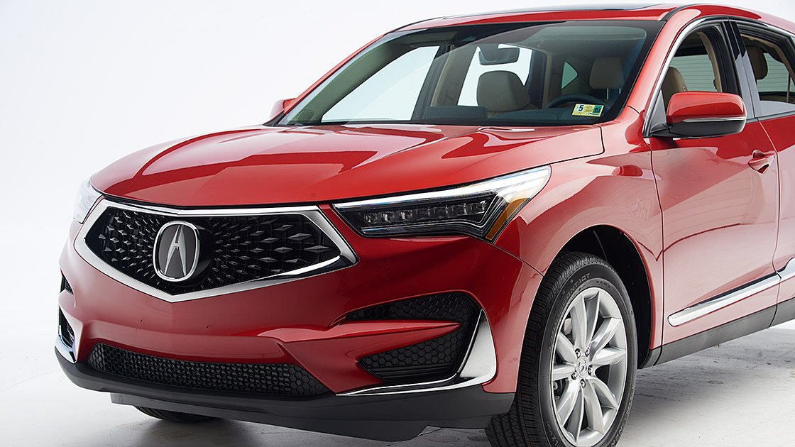 2019 Acura Rdx Earns Top Safety Pick