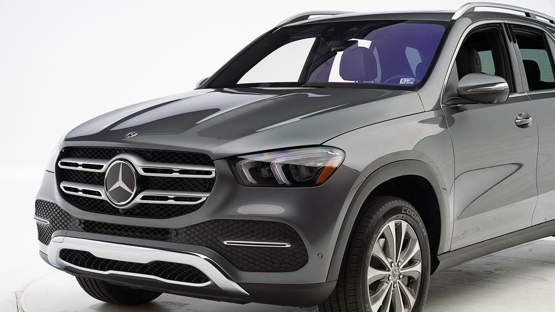 Redesigned 2020 Mercedes Benz Gle Class Earns Highest Award