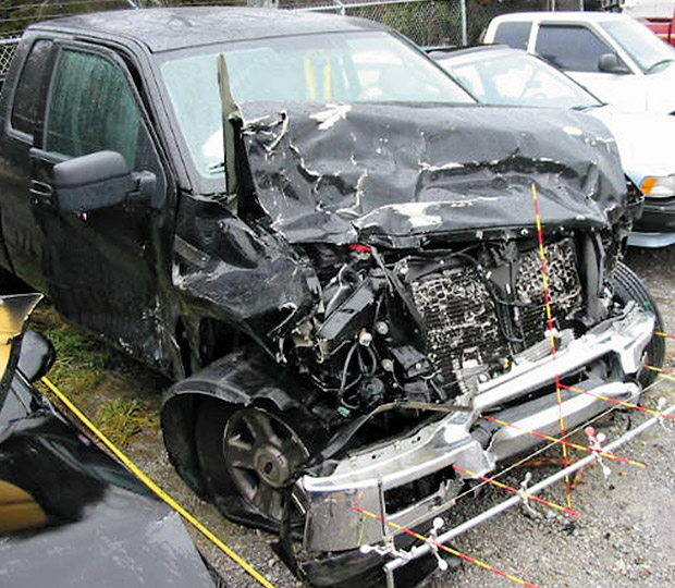 The Purpose Of Insute Crash Tests Is To Pressure Automakers Improve Crashworthiness Poor Performers And Ford F 150