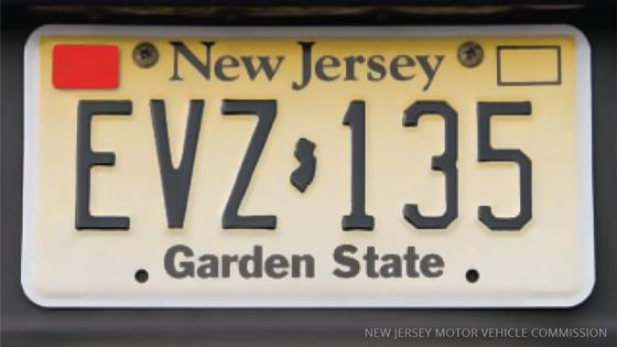A new jersey law intended to help police enforce graduated licensing restrictions by requiring young drivers to display special decals is unpopular