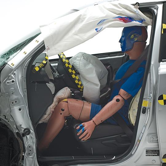 Toyota RAV4 driver side