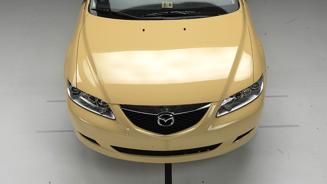 Mazda 6 Has Acceptable Bumpers 5 Vehicles Disappoint