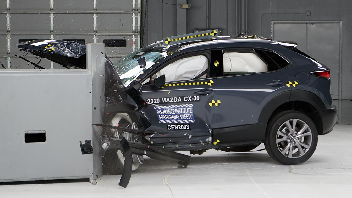 New Mazda SUV is a Top Safety Pick