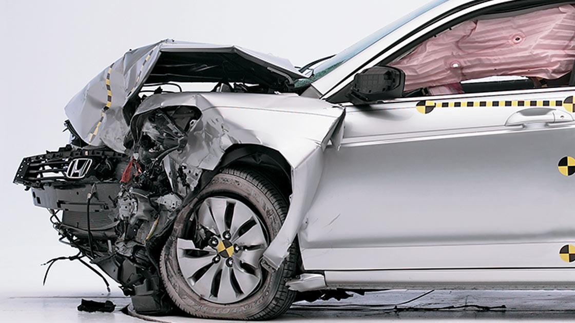 Physics Dictates Crash Outcomes