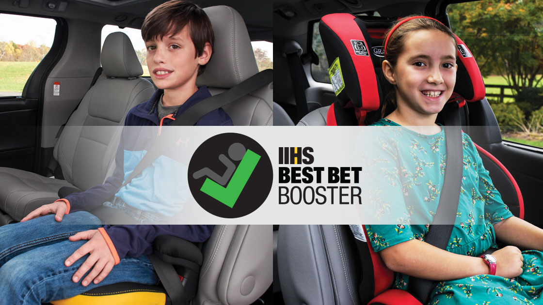 Car Seats For Three Year Olds >> 13 new boosters earn BEST BET rating