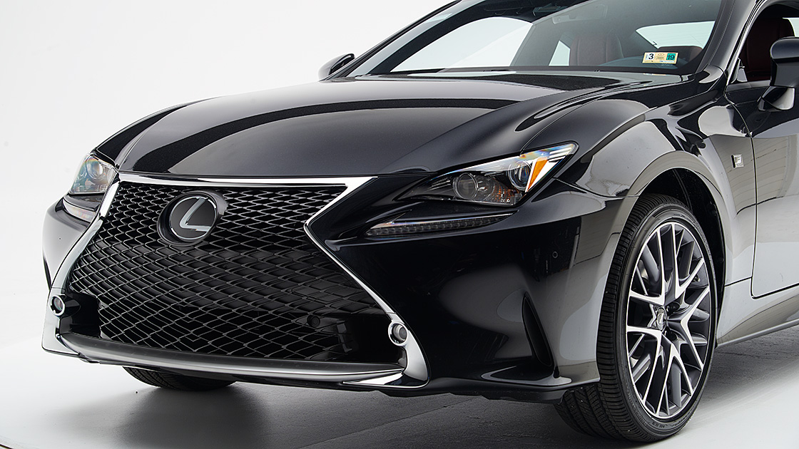 The 2018 Lexus RC, A Large Luxury Car, Qualifies For The Top Safety Pick+  Award, Thanks To Good Crashworthiness Ratings Across The Board; Standard,  ...