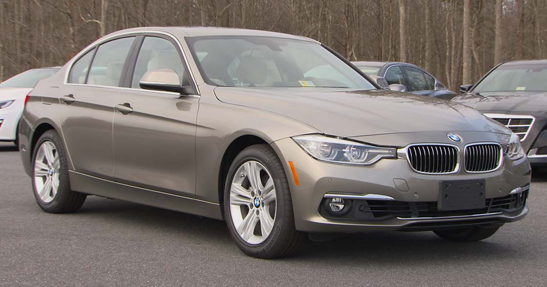 BMW 3-series 4-door