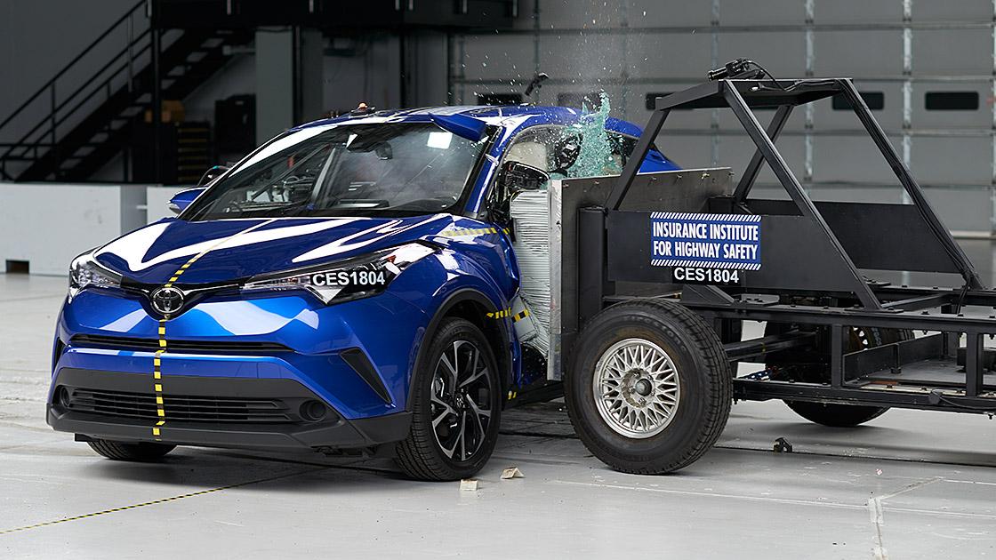 New Toyota Suv Earns Good Ratings