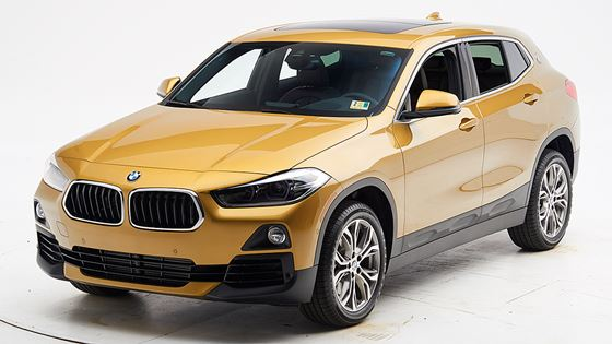 Head Restraints Are Only Weak Spot For New Bmw Small Suv Automotive World