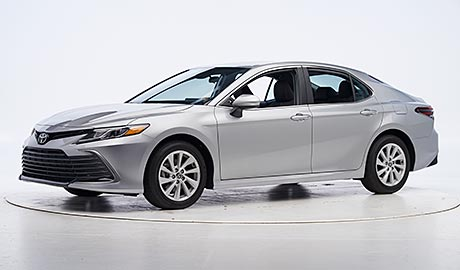 The 2021 Toyota Camry