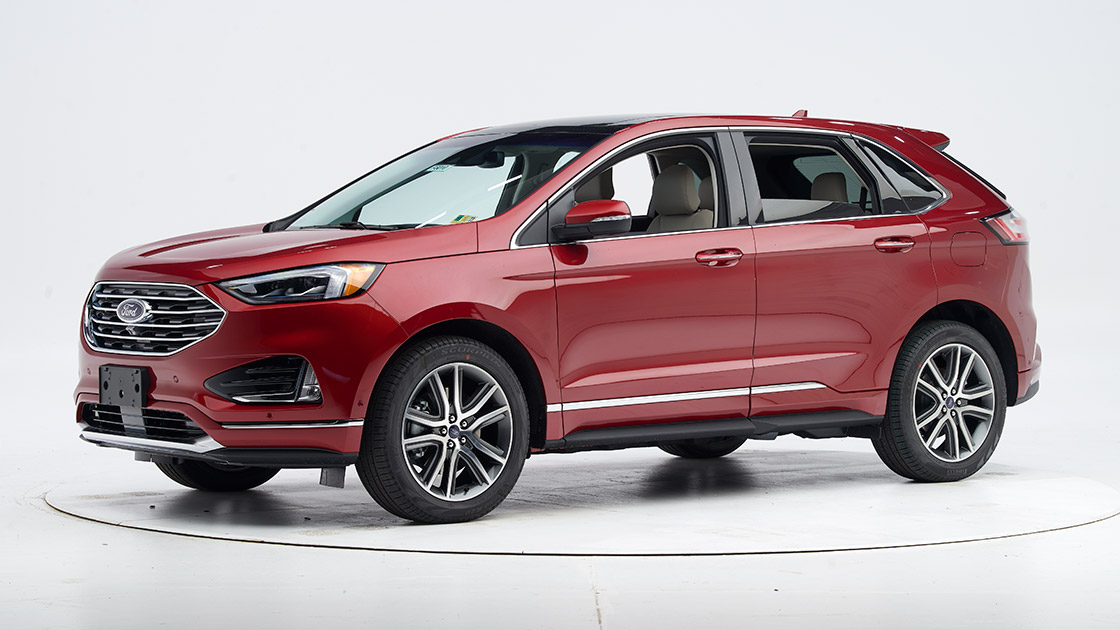 Ford Brand Earns Its First 2019 Safety Award